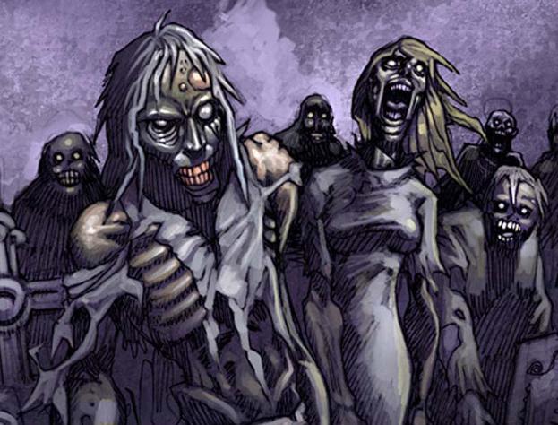 Bestiaire de Dùralas  Zombies7ii