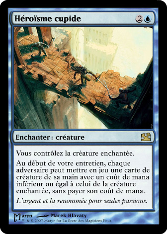 équilibrage jeu carte fantasy 2
