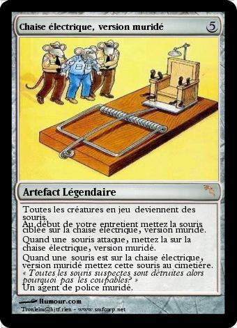 Chaise De Mage Electrique on