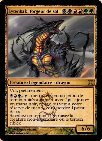 Et Un Dragon De Plus Magic The Gathering