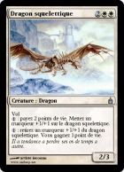 dragon squelettique