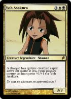 [set shaman king] Yoh