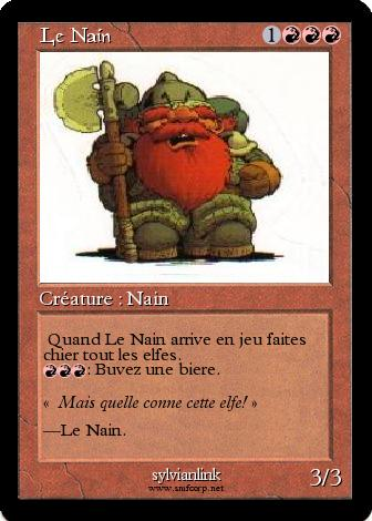 Naheulbeuk en Cartes Magic 5262