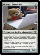 Grumly l'ours qui...