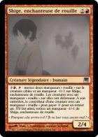 [set] Shige, enchanteuse de rouille