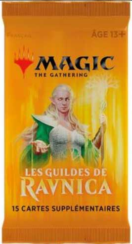 Magic the Gathering 18-ledev-Gardienne-Guildes de Ravnica