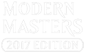 Modern Masters édition 2017